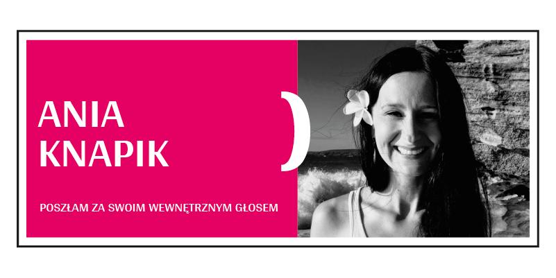 PO 4 / Z Anią Knapik o pisaniu i podróży